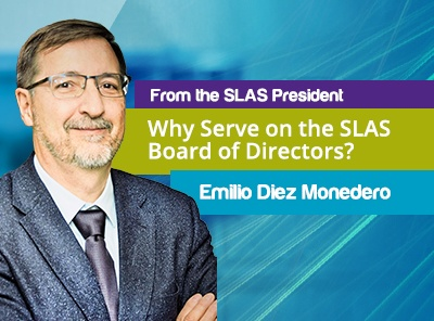 Why Serve on the SLAS Board of Directors?
